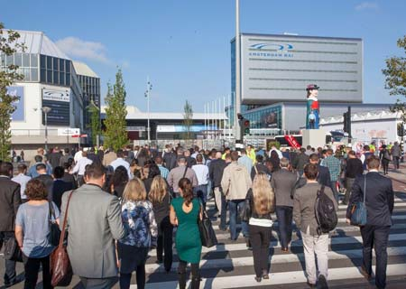 More than 55,000 visitors attend IBC2015