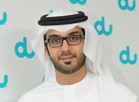 Jasim Al Awadi, VP Network Infrastructure and Services, Du.