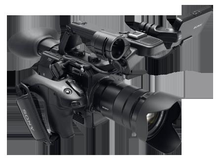 Sony fS5-camera