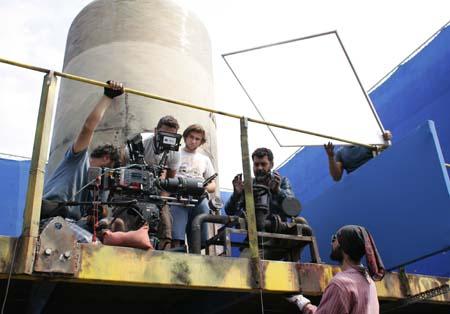 Ali Mostafa wraps filming of Emirati action thriller