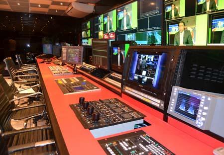 Al Baghdadia TV upgrades news production with Avid
