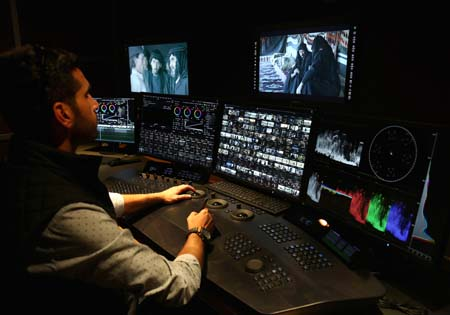 Arab Telemedia Group adds Baselight colour pipeline