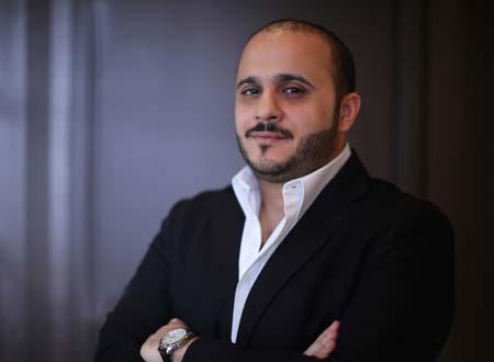 Tarek Majdalani, Director of Engineering and Operations at Alrai TV.