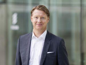 Hans Vestberg, President and CEO of Ericsson.