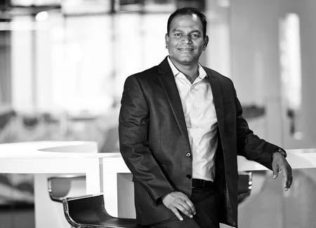 Arun Prakash, COO of Vuclip.