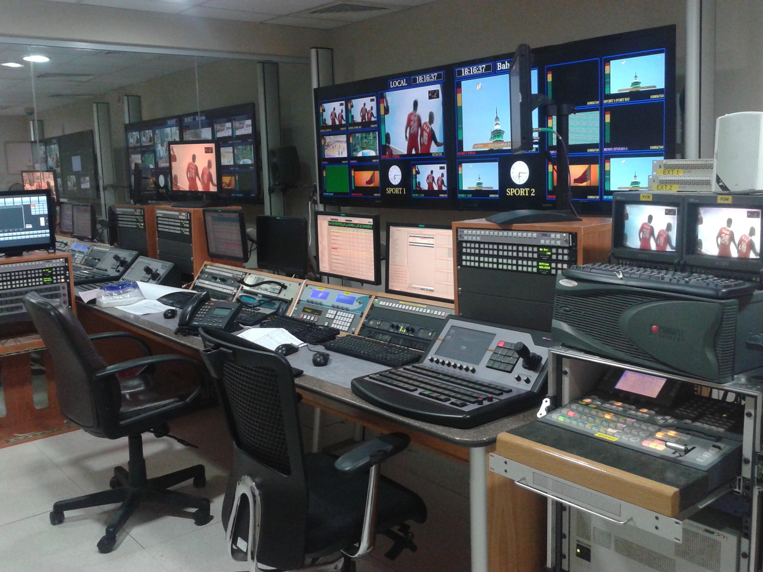 Boosting Bahrain TV