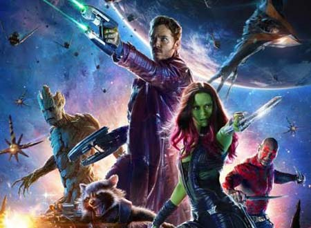 Guardians of the Galaxy 2 to be shot on RED WEAPON 8K