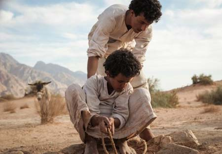 Theeb readies for the Oscars