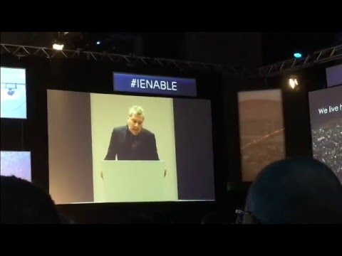 Excerpts from the speech of Ali Jaber, Group TV Director of MBC, at the Ericsson forum in Dubai.