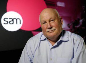 Tim Thorsteinson, CEO, SAM