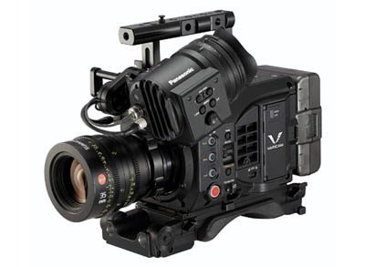 Panasonic's VariCam LT makes first Middle East appearance at CABSAT 2016