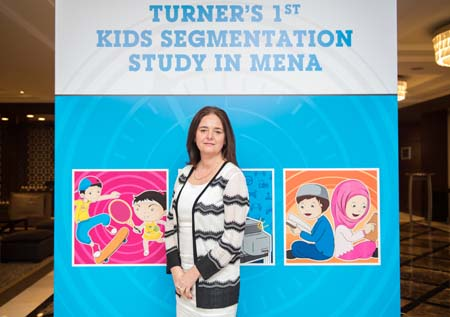 Patricia Hidalgo, Senior Vice President, Chief Content & Creative Officer Kids EMEA and International Kids Strategy for Turner.