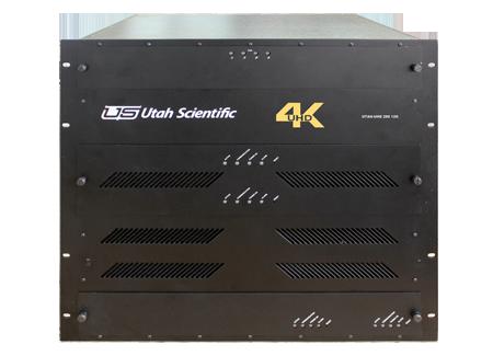 Utah Scientific launches UHD-12G router