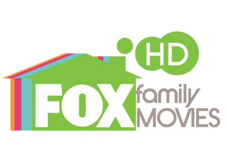 FOX Family Movies Logo HD