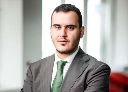 Mahmoud Khalil.