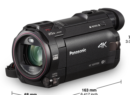 Panasonic releases latest 4K camcorder in the UAE