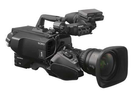 Sony unveils 4K 8x super motion camera system