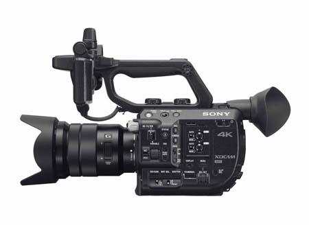 Sony PXWFS5.