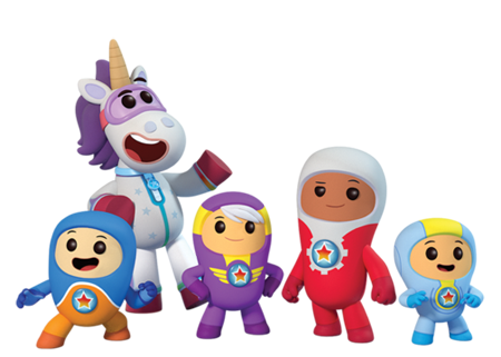 BeIN to premiere Go Jetters on CBeebies channel