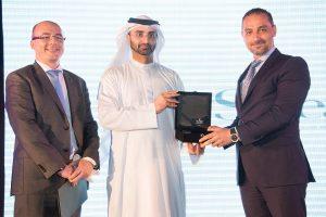 Yahsat presents Innovation award to SkyStream