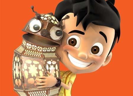 Blink Studios launches original animated children's series