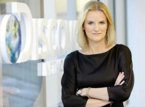 Discovery restructures EMEA operations