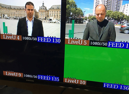LiveU helps beIN Sports and ITV to cover UEFA Euro 2016