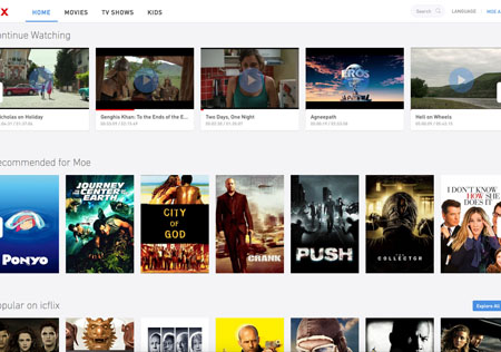 Icflix partners with Asiacell to stream content in Iraq