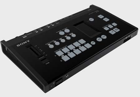 Sony MCX500.