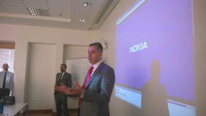 Qatar University and Nokia host session on 5G