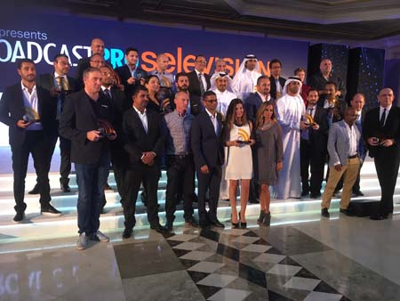 Winners of ASBU BroadcastPro Selevision Awards 2016 announced at gala event