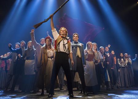 Les Misérables at Dubai Opera uses Sennheiser systems