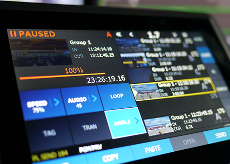 UEFA trials live UHD remote production with SAM and Gearhouse Broadcast