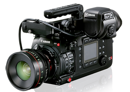 Canon to release the EOS C700 at CABSAT