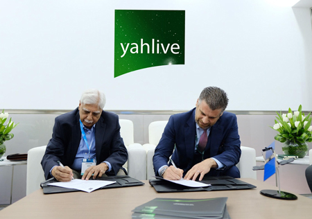 Yahlive to launch new DTH service with EARTH