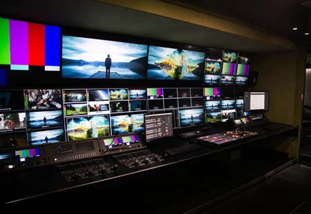Ghana broadcaster upgrades to 4K with Blackmagic
