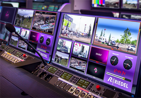 Riedel launches MediorNet MultiViewer