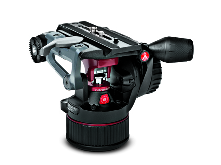 Manfrotto announces Nitrotechvideo head