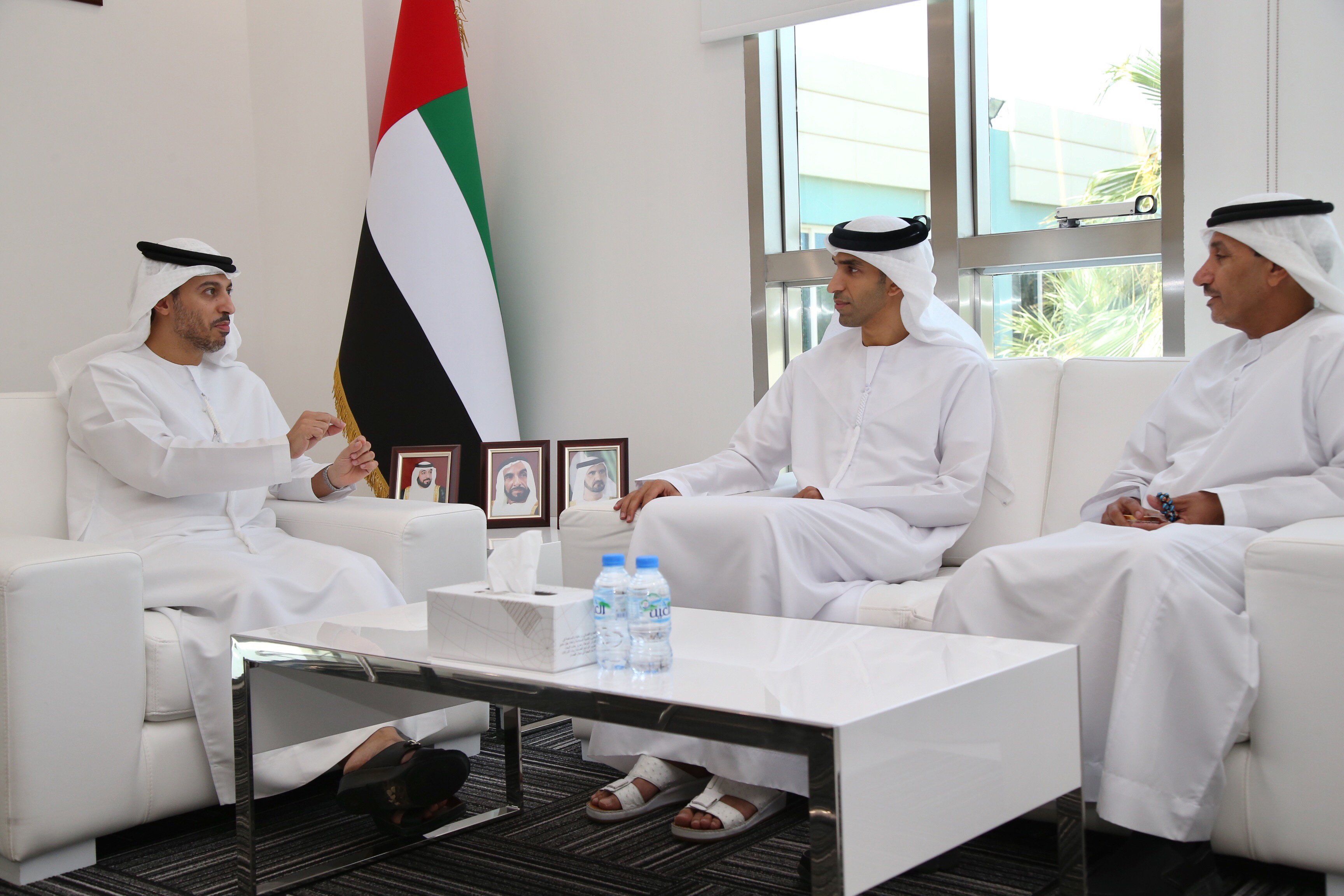 UAESA discusses cooperation with Ministry of Climate Change and Environment