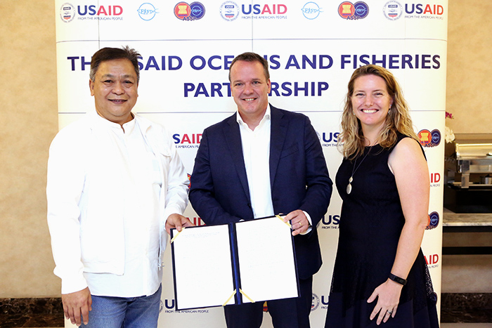 USAID Oceans and Inmarsat announce partnership
