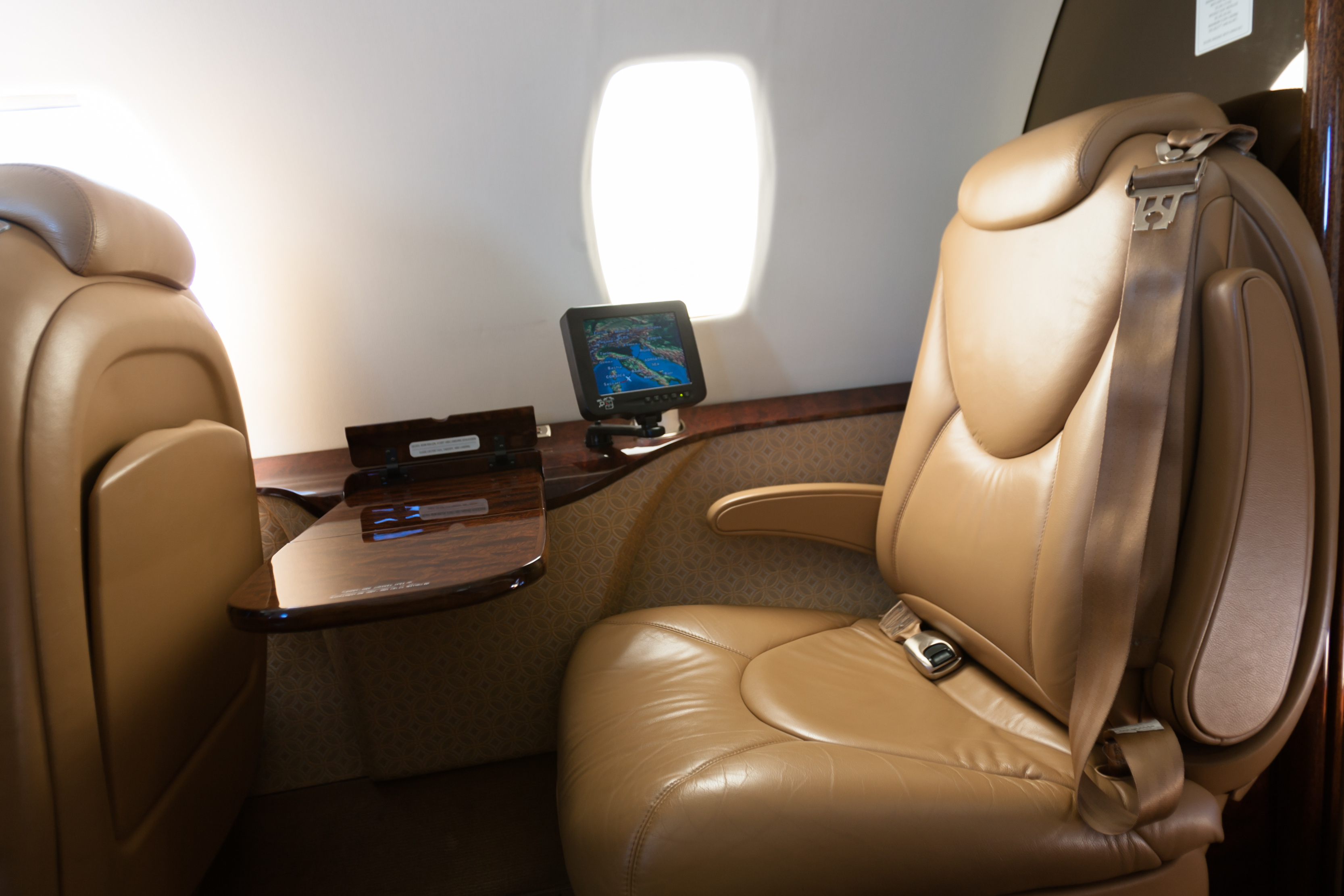 Inmarsat demonstrates Global Xpress VIP aircraft test flight