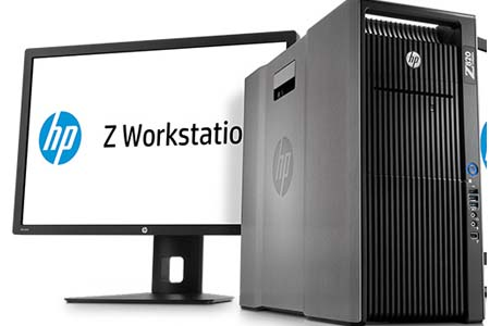 Reinvention of HP Z workstations
