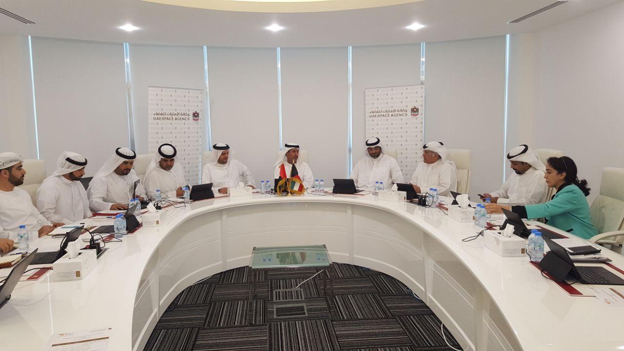UAESA welcomes Kuwaiti delegation