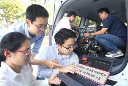 LG and Huawei test UHD IPTV over 5G