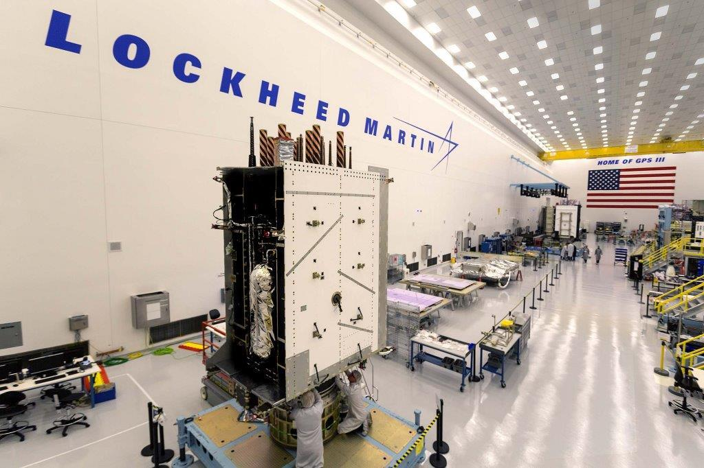 Harris Corporation delivers fourth GPS III satellite