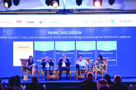 Will MENA content travel: Content experts debate