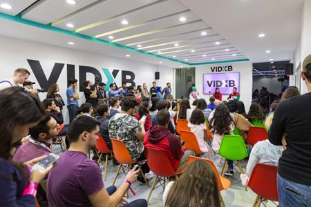 VIDXB brings together content community