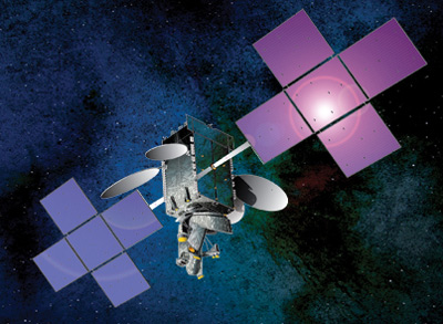 Intelsat provides services for The Climate Reality Project
