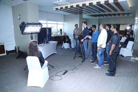 UBMS and Vitec Videocom conduct Litepanels workshop in Dubai