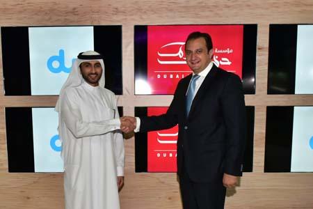 du partners with DMI to revamp FM transmission platform